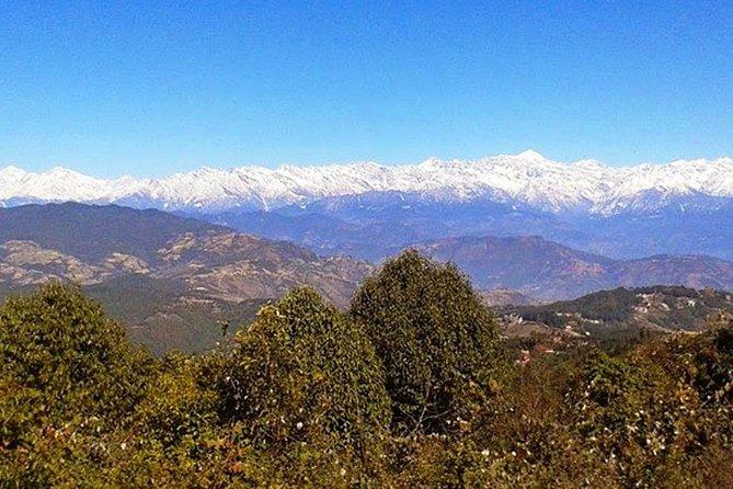 Sundarijal-Chisapani-Nagarkot Hiking