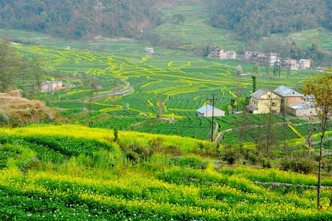 Sankhu to Nagarkot Private guided day Hiking tour