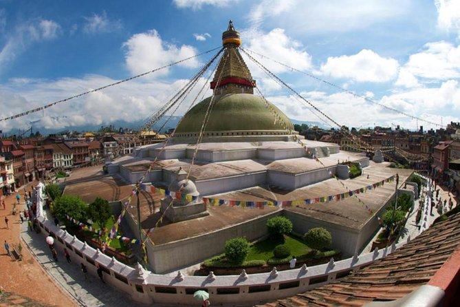 Unesco World Heritage Sightseeing Day Tour In Kathmandu