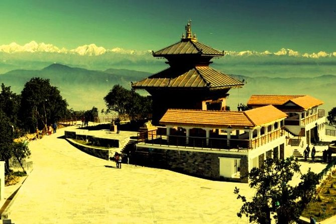 Explore the Chandragiri Hills by Cable car