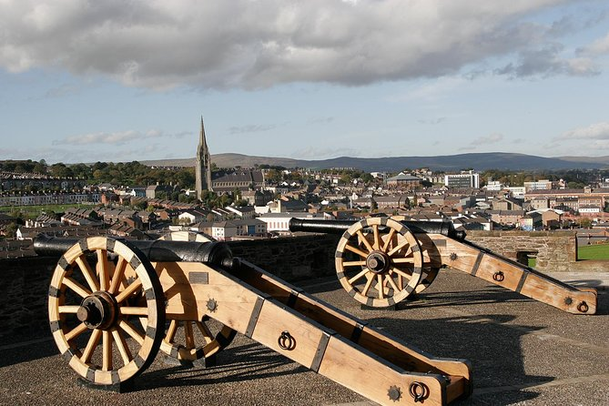 Walk with me on an amazing journey through world famous Derry City!