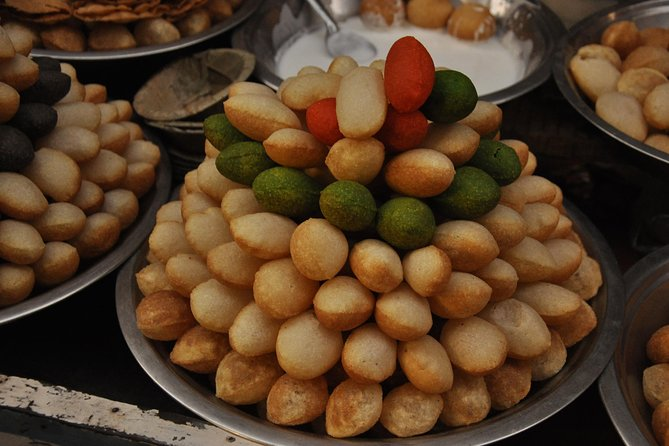 Half-day tour of Jaipur with street food