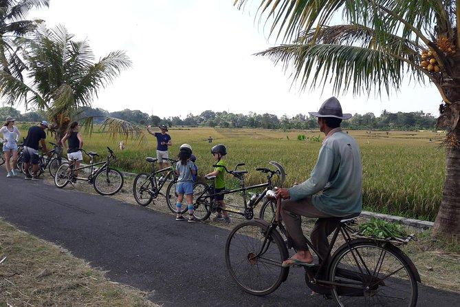 Razones de Kaba-Kaba para Harmony Cycling Tour