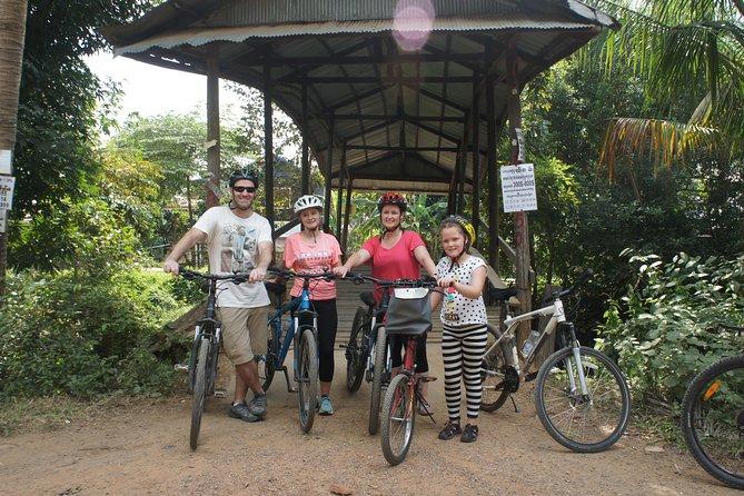 Nature Tour Battambang (offre de 30min de massage des pieds gratuit)