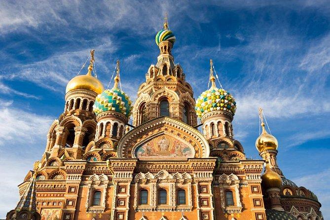 Excursión por la costa de San Petersburgo: Tour por la ciudad privado, incluido el Hermitage