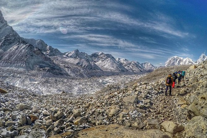 Everest Base Camp Trekking in Nepal / Mount Everest Base Camp Hike -11 Days