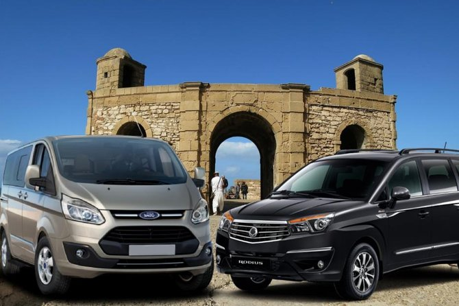 1- Way Private Transfer from Marrakesh to Essaouira