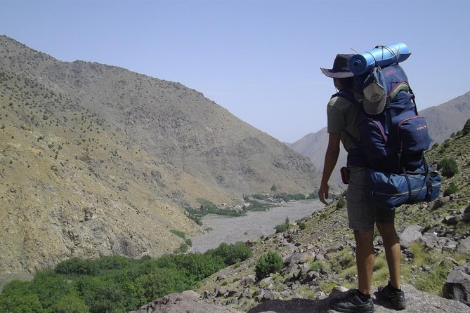 2-Days Hiking from Marrakech to Mount Toubkal