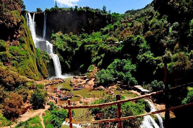 Ouzoud Waterfalls Day Trip From Marrakesh