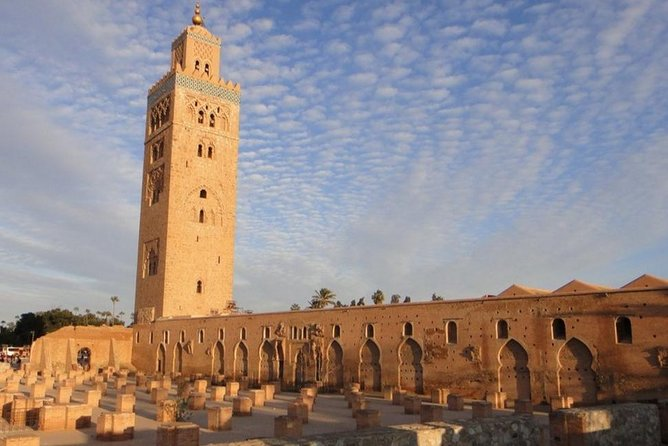 Full Day City Tour Of Marrakech
