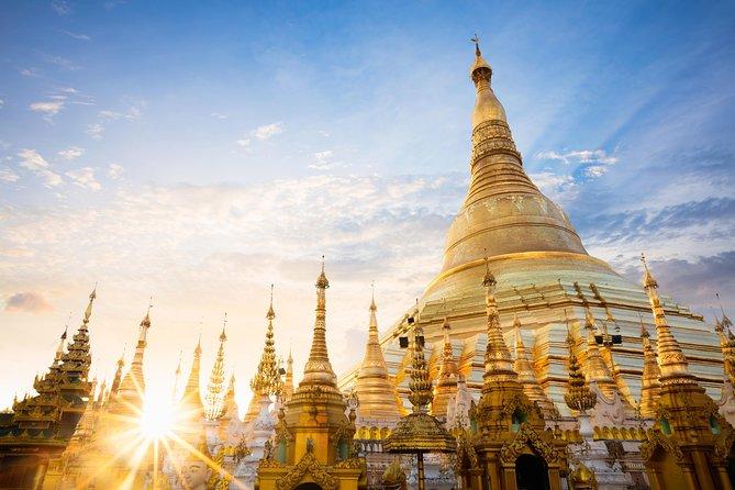 Half-Day Spiritual Shwedagon Pagoda Join in Tour in Yangon