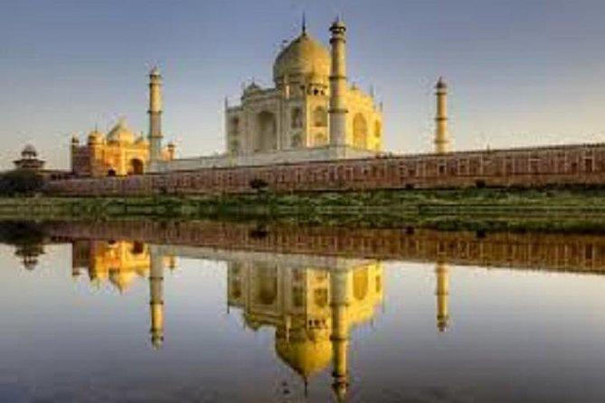Same Day Jaipur-Agra Trip