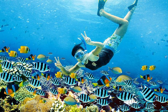 Full Day ALL INCLUDE Lembongan Island Tour With All Activity In The Island