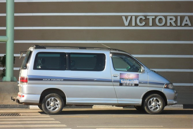 Victoria Falls Private Airport Transfers - VFA
