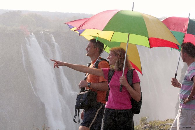 Victoria Falls Day Tour from Kasane or Chobe , Botswana