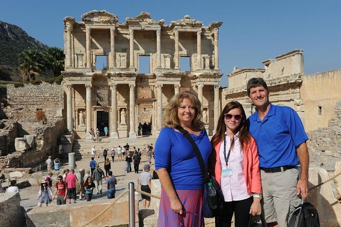Highlights of Ephesus Tour from Izmir Airport and Hotels