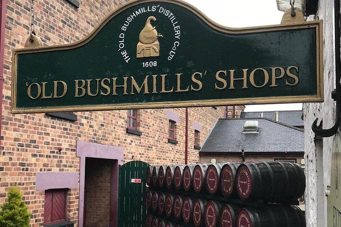 Giants causeway and Bushmills Distillery bus tour