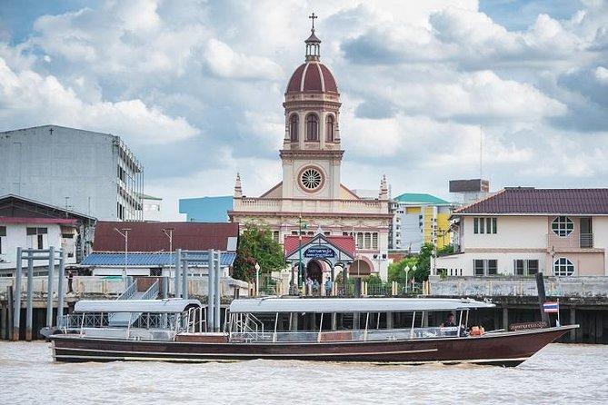 Bangkok Canal and River Sightseeing