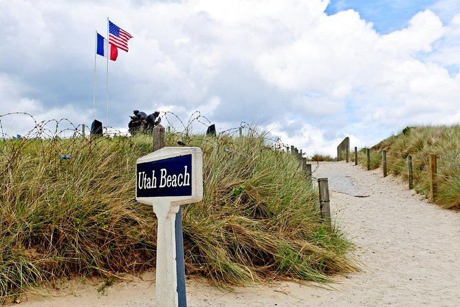 Normandy Landing Beaches 2-Day Trip with Utah & Omaha from Paris