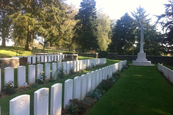 Somme and Ypres Battlefields WWI 2-Day Trip from Paris
