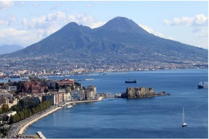 From Naples: Pompei and Sorrento city sightseeing