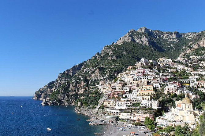 From Naples port: Amalfi Coast Shore Excursions