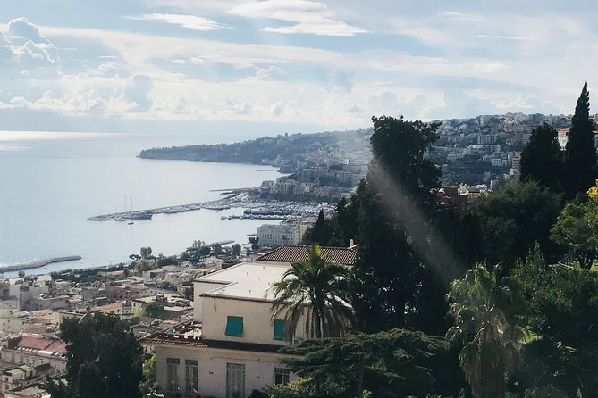 Private transfer from Rome to Sorrento