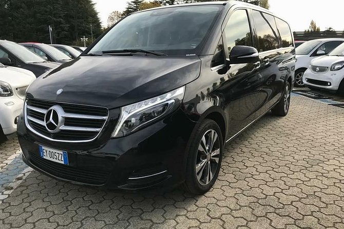 private transfer from MATERA to NAPLES city center or airport.