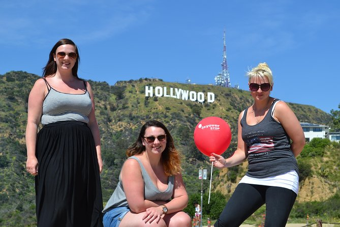 Private op maat gemaakte Layover Tour door Hollywood, Beverly Hills, Santa Monica