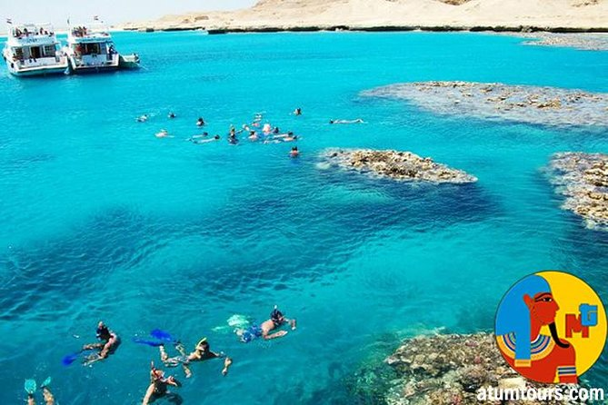 Giftun Islan Trip in Hurghada , Full Day