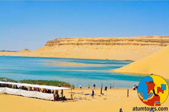 private Over day to El Fayoum from Cairo by private van and private Guide
