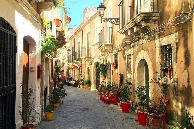 Rues cachées d'Ortigia
