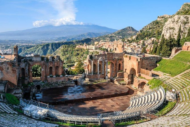 Taormina Walking Tour & Greek Theatre (Private or Small Group)