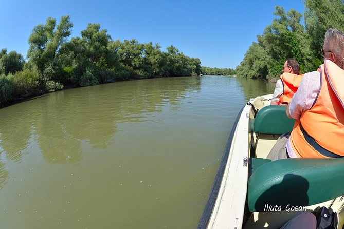 Danube Delta PRIVATE boat trip to Mila23 Village (guided tour)