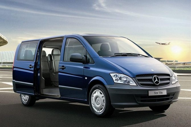Private Departure Transfer: Marmaris and Icmeler Hotels to Dalaman Airport
