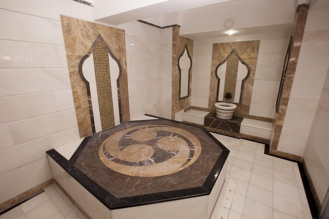 Turkish Baths Experience in Bodrum