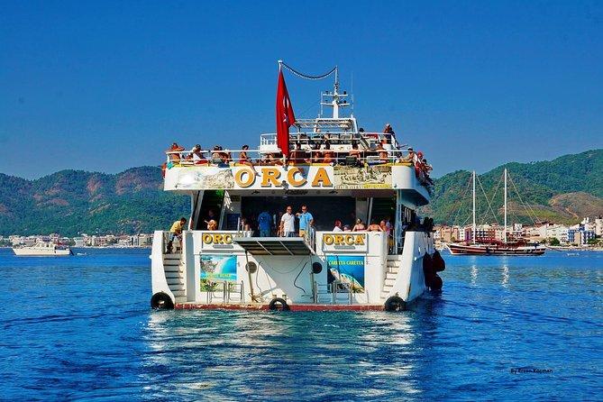 Dalyan Cruise from Marmaris: Iztuzu Beach, River Cruise and Mud Baths