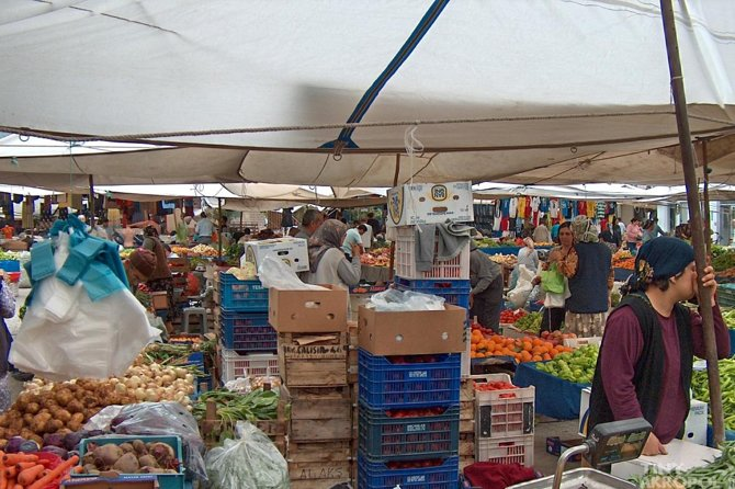 Shopping and Food Market Tour from Fethiye