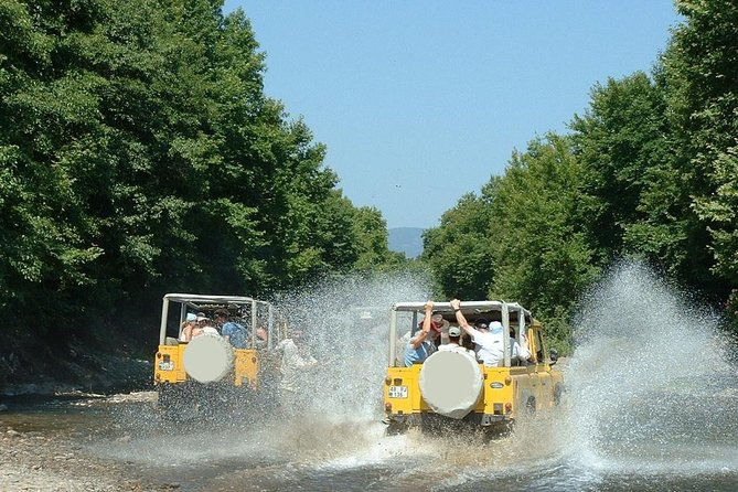 Jeep Safari From Dalyan