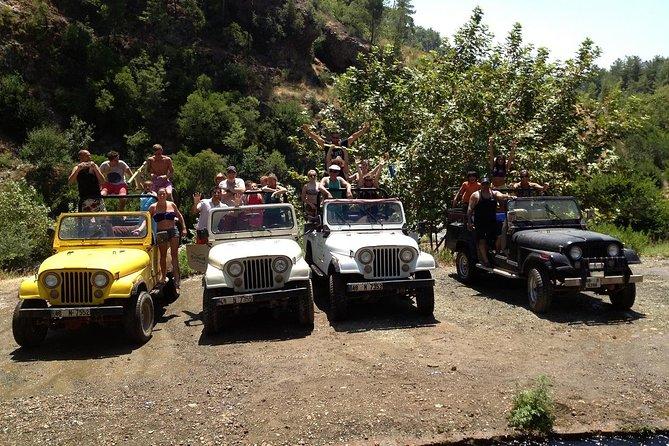 Jeep Safari From Sarigerme