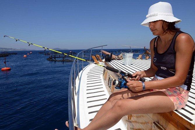 Fishing Trip From Marmaris