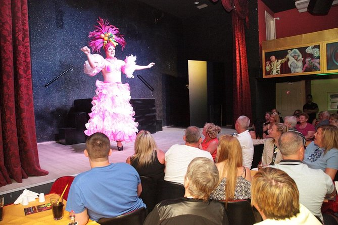 Talk of the Town Dinner Show From Marmaris