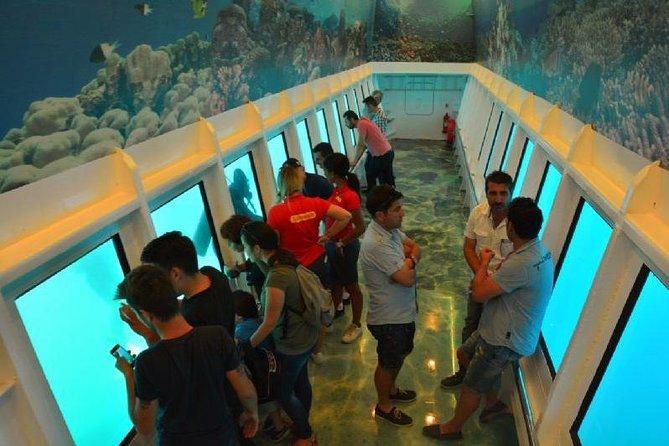 Semi-submarine Under Water Safari in Marmaris Harbour