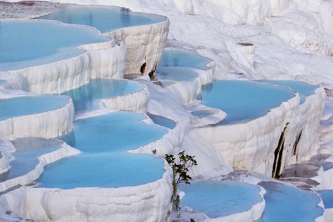 Pamukkale and Hierapolis Day Trip from Alanya Area Hotels