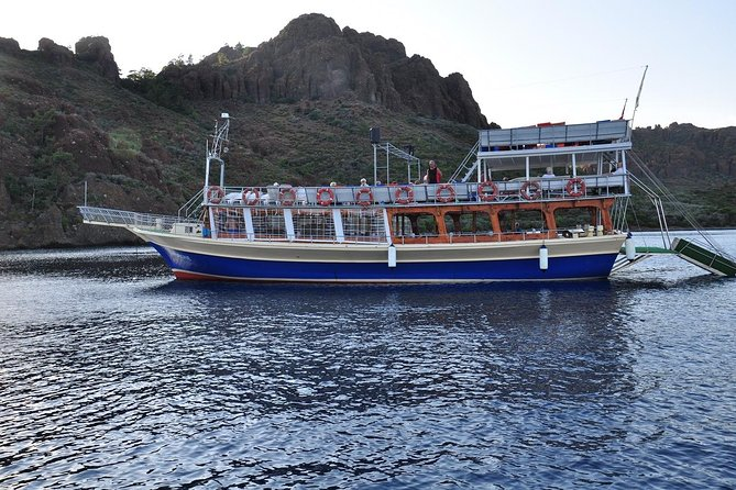 Hisaronu All Inclusive Boat Trip from Marmaris
