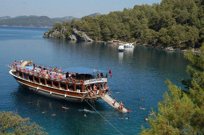 12 Island Tour from Fethiye