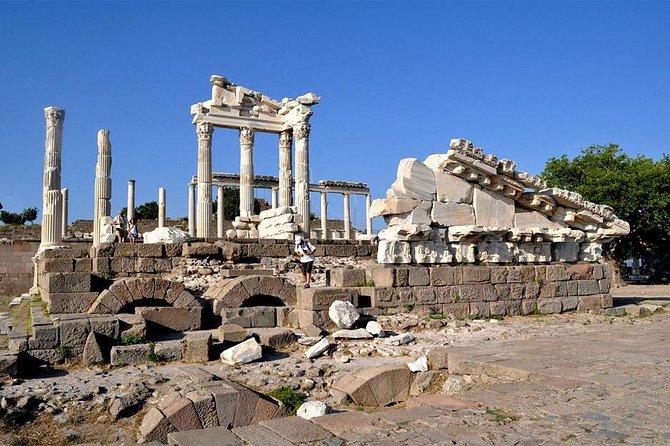 Excursión a la ciudad antigua de Pergamum desde Kusadasi