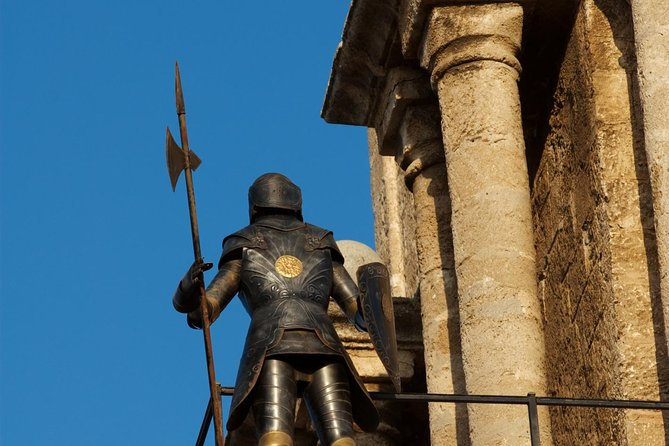 Admire historical Rhodes Old Town on an independent day trip