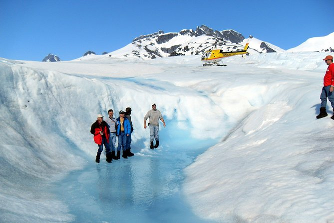 Helicopter Tour and Guided Icefield