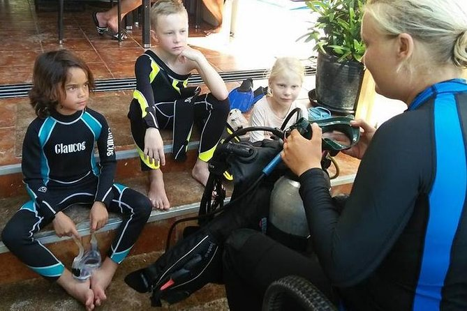 WaterColors - Kids' Discover Scuba Diving in Boracay for 10 years old and up